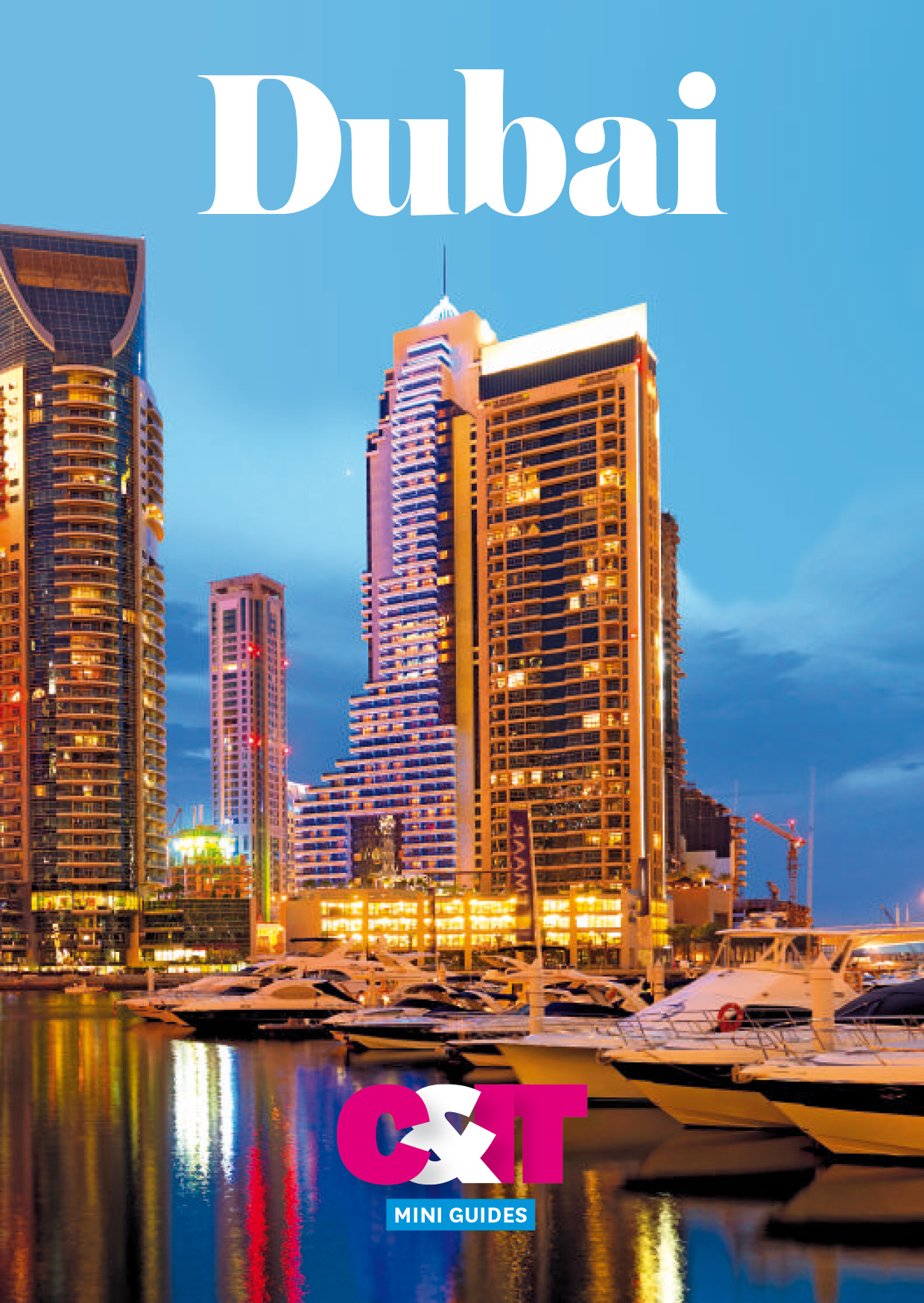 Dubai mini guide 2014