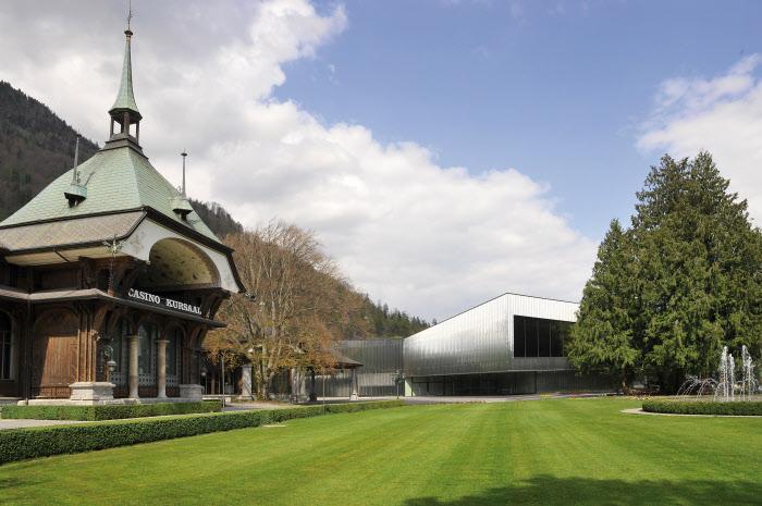 Congress Centre Kursaal Interlaken