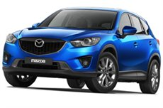 MAZDA CX-5 CROSSOVER