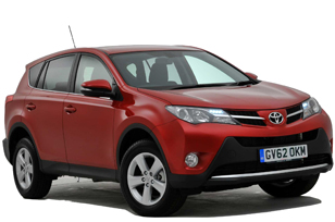 Toyota RAV4 Crossover