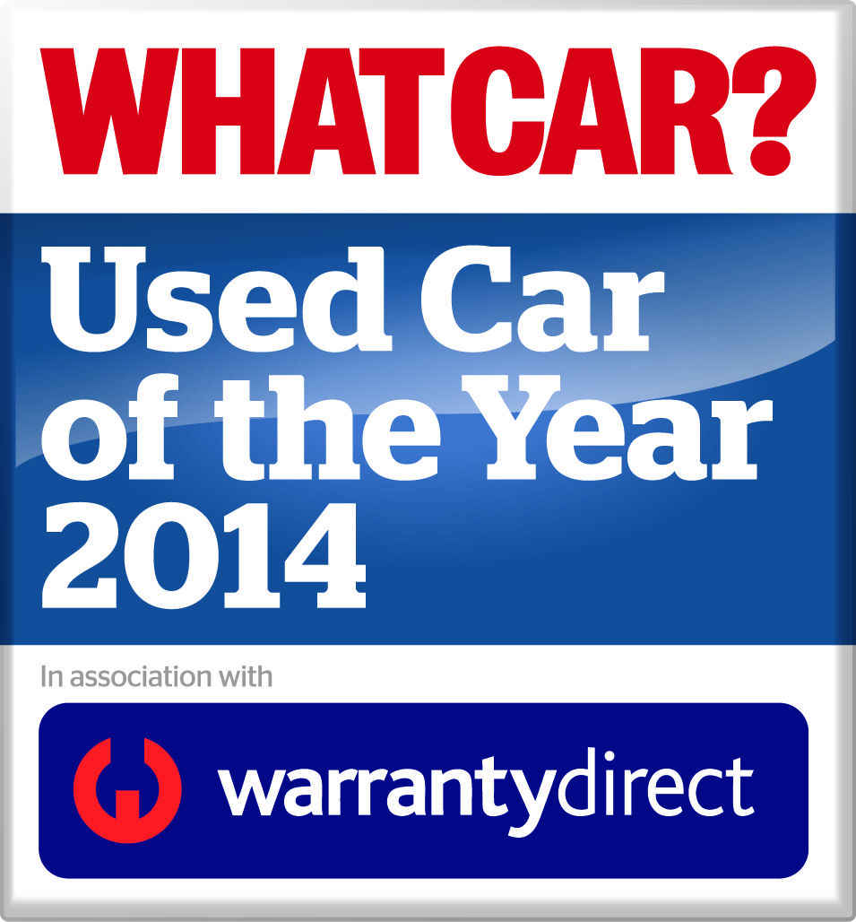 Used Car Awards 2014