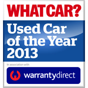 Used Car Awards 2013