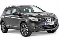 NISSAN QASHQAI CROSSOVER