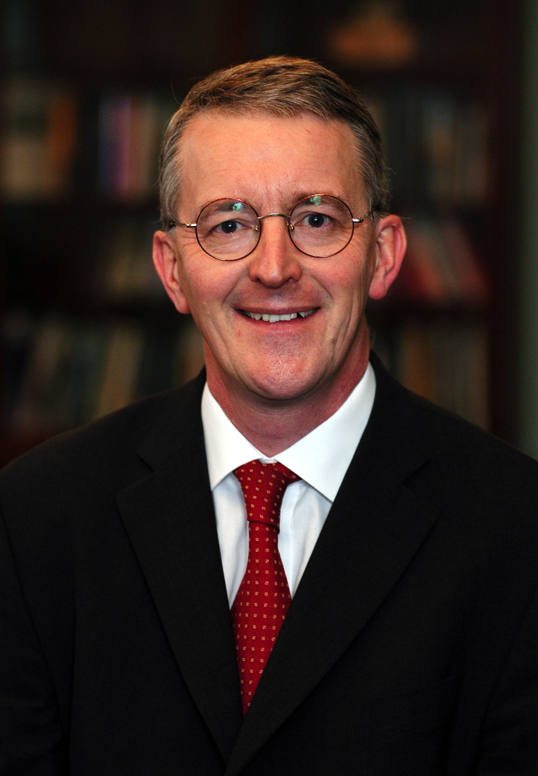 The Rt Hon Hilary Benn MP
