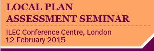 Local Plan Assessment Seminar
