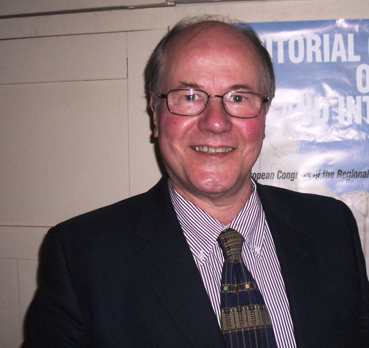 Paul Cheshire
