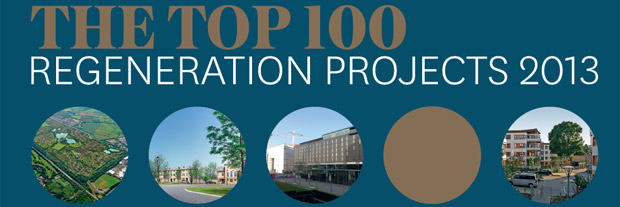 Top 100 Regeneration Projects 2013