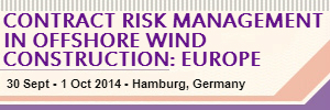 Contract Risk Management in Offshore Wind Construction