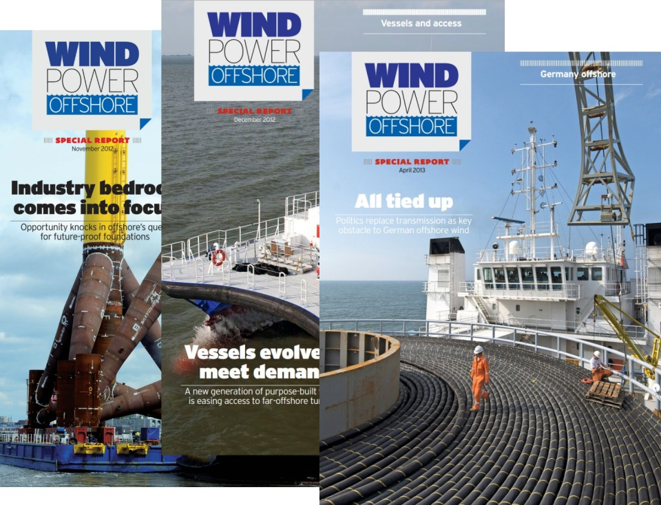 Windpower Offshore special reports