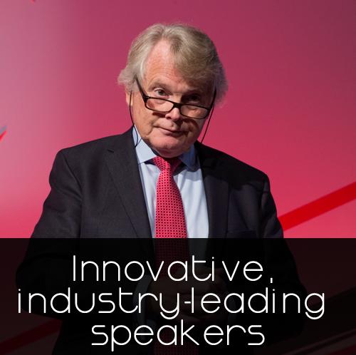 Innovative,  industry-leading  speakers