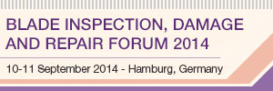 Blade Inspection, Damage And Repair Forum 2014