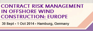 Contract Risk Management in Offshore Wind Construction Europe