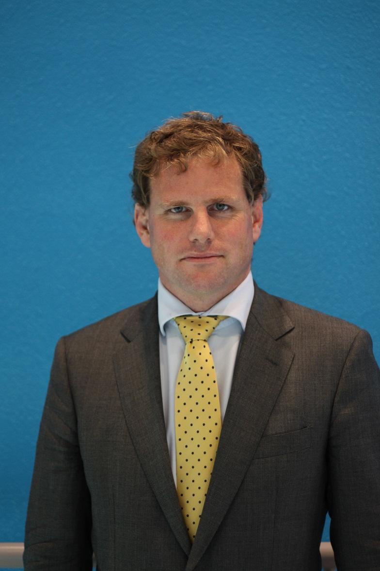 Jan van der Tempel, CEO, Ampelmann