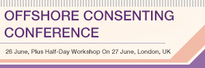 Offshore Consenting 26 June 2013