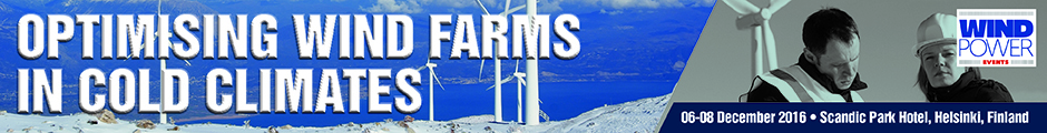 Optimising Wind Farms in Cold Climates