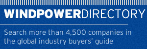 Search more than 4,500 companies in the Windpower Directory
