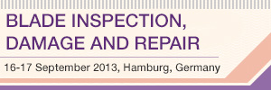 Blade Inspection, Damage and Repair 2013 16-17 September