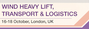 Wind Heavy Lift, Transport & Logistics 16-18 October 2013