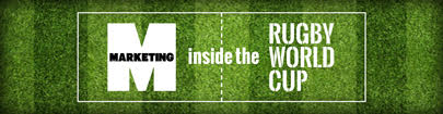 The latest Rugby World Cup marketing and ad news