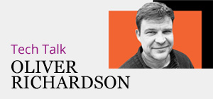 Oliver Richardson: Tech Talk