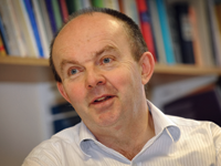 John Mohan, deputy director of the Third Sector Research Centre