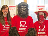 Lloyds Banking Group and British Heart Foundation