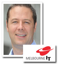 Stuart Durham, sales director EMEA, Melbourne IT