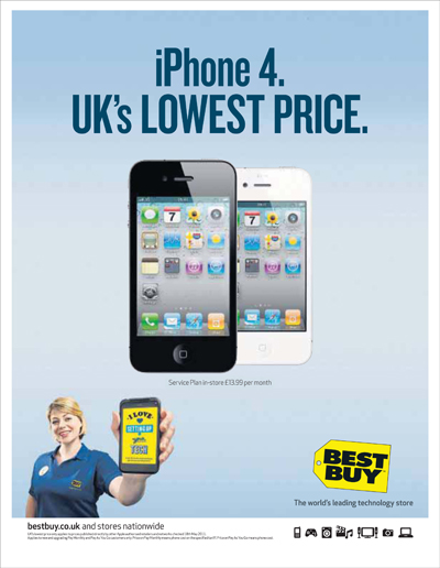 Carphone Warehouse rapped for false 'lowest price' claims