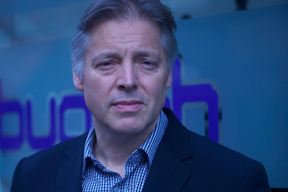 Smooth Radio's Mark Goodier