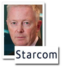 Chris Locke, group trading director, StarcomMediaVest Group