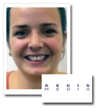 Rachel Biscombe, press manager, Aegis Media