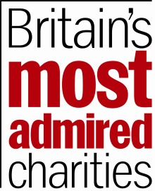 Britain's Most Admired Charities logo