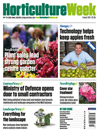 Horticulture Week cover image