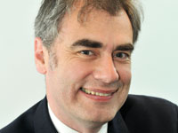 Ian MacQuillin, head of communications at the PFRA