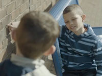 NSPCC's campaign video