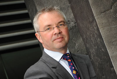 Peter Wanless, chief executive of the Big Lottery Fund
