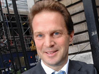 Rob Owen, chief executive, St Giles Trust