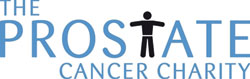 Prostate Cancer UK's old logo