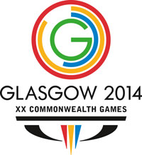 Glasgow 2014 Commonwealth Games logo