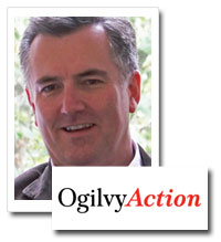 Mike Nicholson, planning director, OgilvyAction London