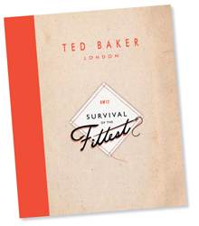Ted Baker catalogue