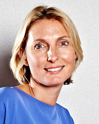 Zoe Howorth, marketing director, Coca-Cola GB