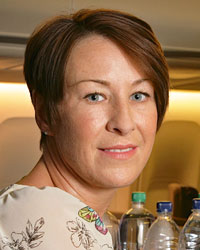 Breda Bubear, Virgin Atlantic