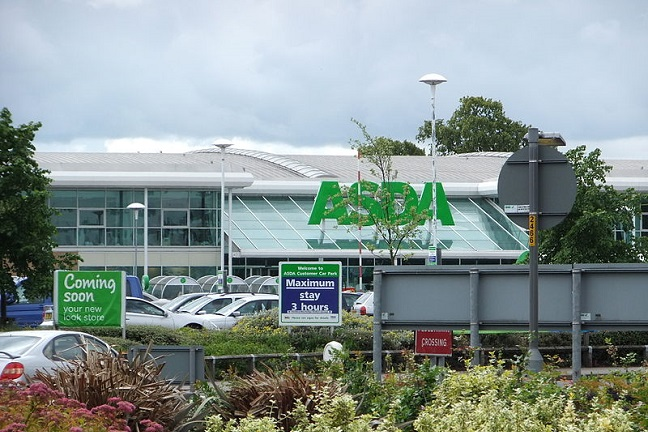 Why is Asda performing worse than Tesco?