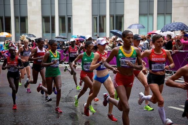 Running a start-up is a marathon, not a sprint