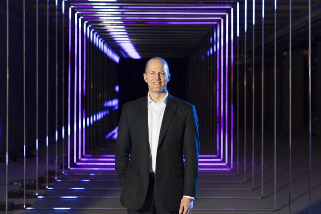 Meet the commando entrepreneur leading London's fintech charge