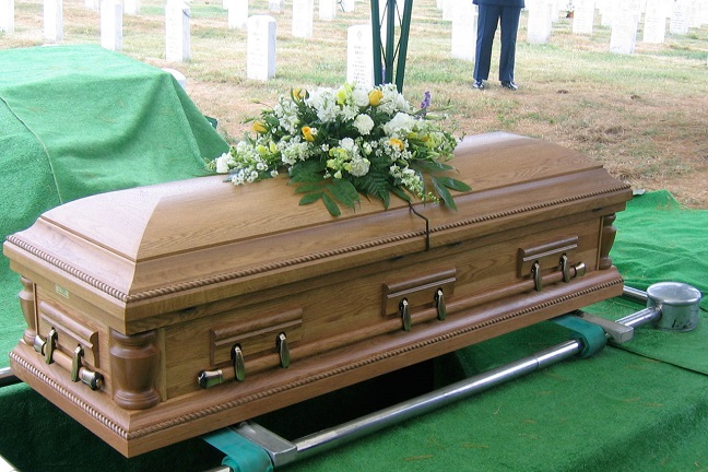 What's life like for a young funeral director?