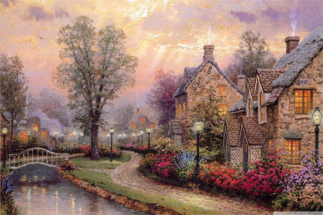 Not-so-idyllic garden villages risk being on the road to nowhere