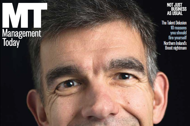 What's in the latest issue of Management Today