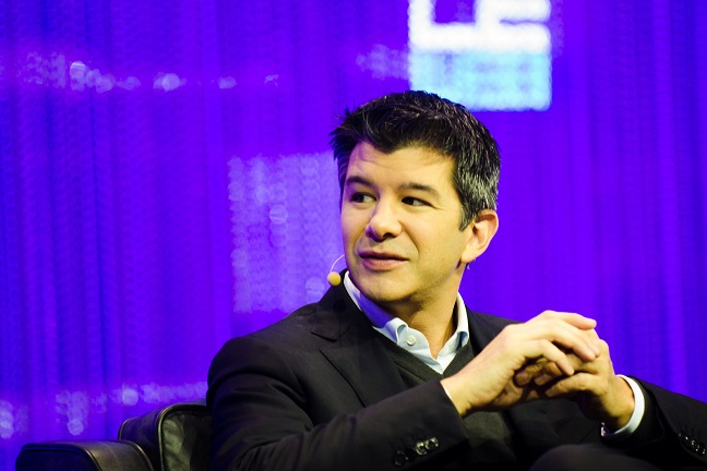 Uber's Travis Kalanick needs a lesson in charm